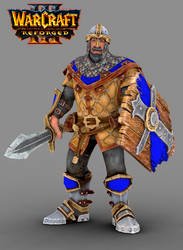 Warcraft III Militia