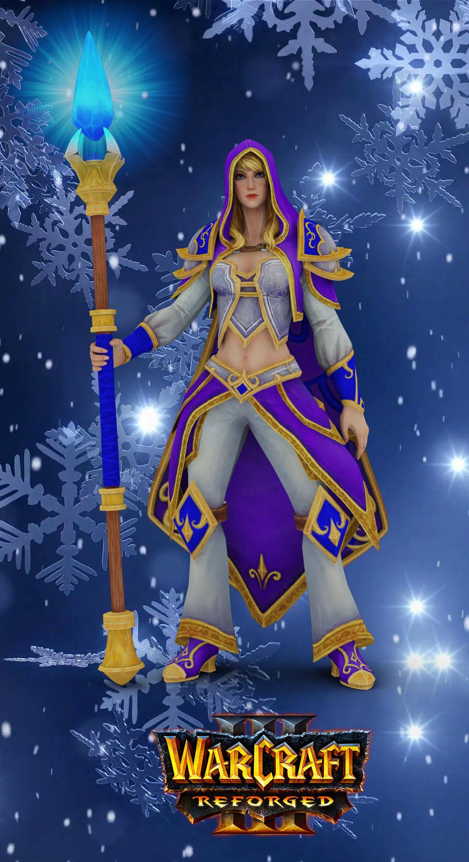 Warcraft Iii Jaina Proudmoore By Maxdemon6 On Deviantart