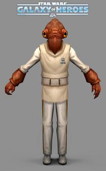 Star Wars GoH: Admiral Ackbar