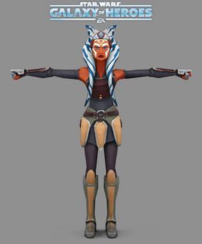 Star Wars GoH: Ahsoka Tano (Fulcrum)