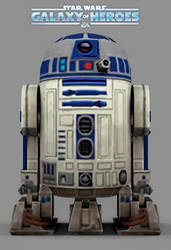 Star Wars GoH: R2-D2
