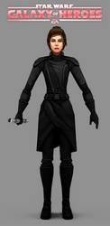 Star Wars GoH: Bastila Shan (Fallen)
