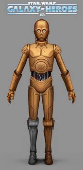 Star Wars GoH: C-3PO
