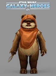 Star Wars GoH: Ewok Wicket