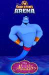 Disney Sorcerer's Arena: Genie