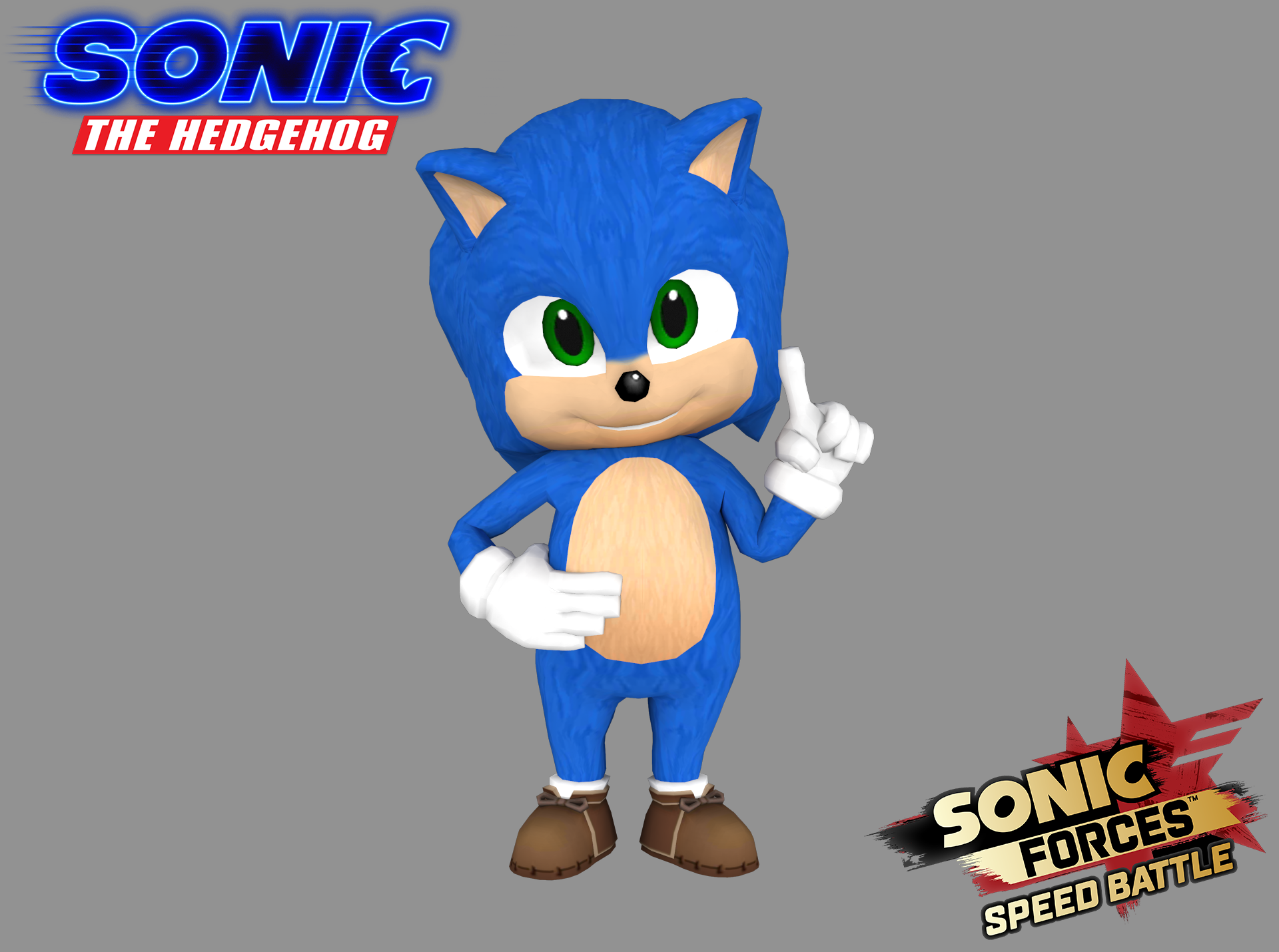 Sonic Forces Baby Sonic By Maxdemon6 On Deviantart