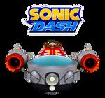 Sonic Dash: Dr. Eggman