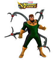 Strike Force Doctor Octopus by Maxdemon6
