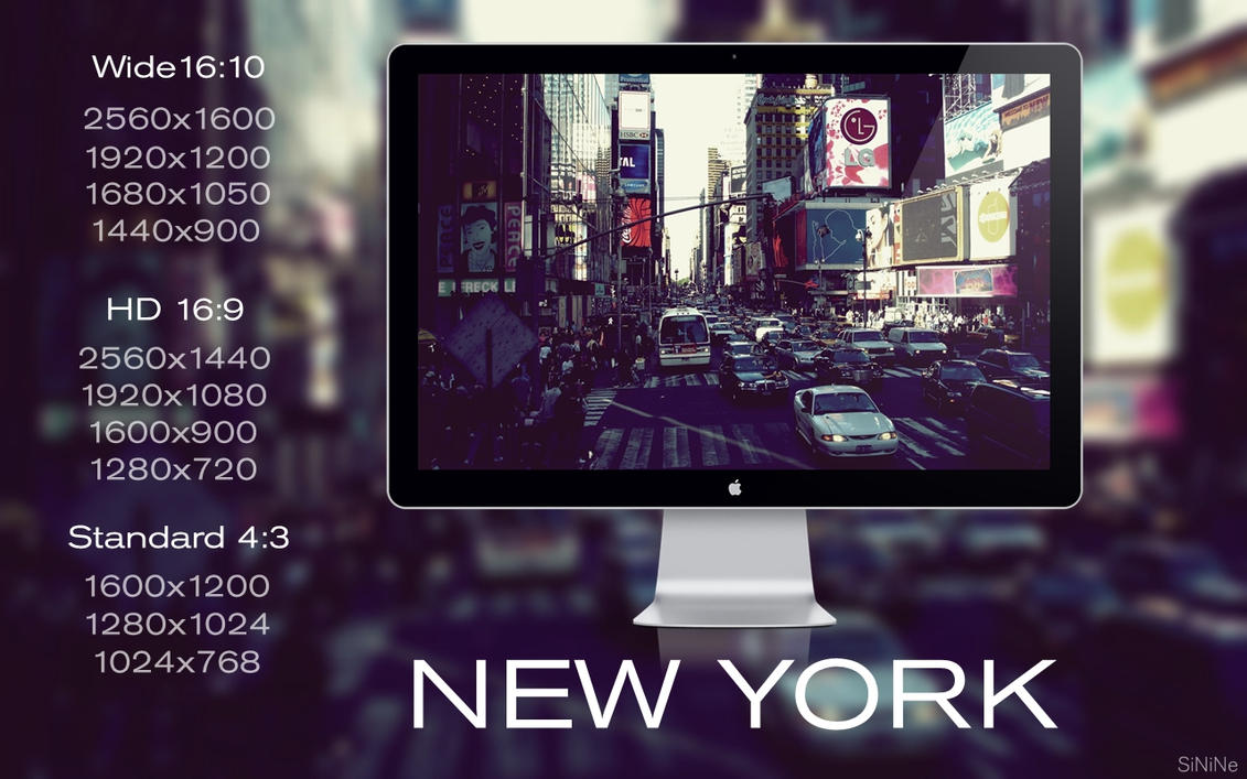 New York by Sinine88