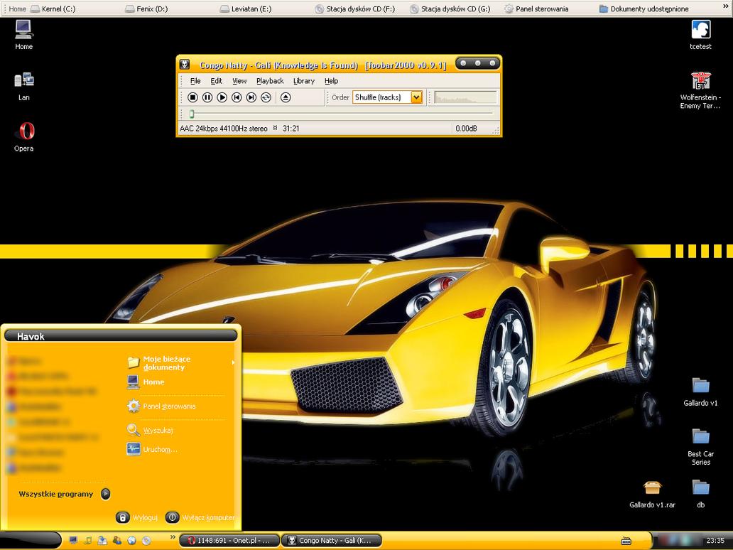 Lamborghini  Gallardo by havocki