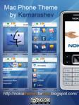 Mac OS Theme for Nokia s40