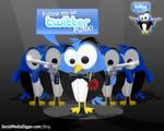 The GodTwitter Follow Button