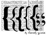 Punctuation Brushes