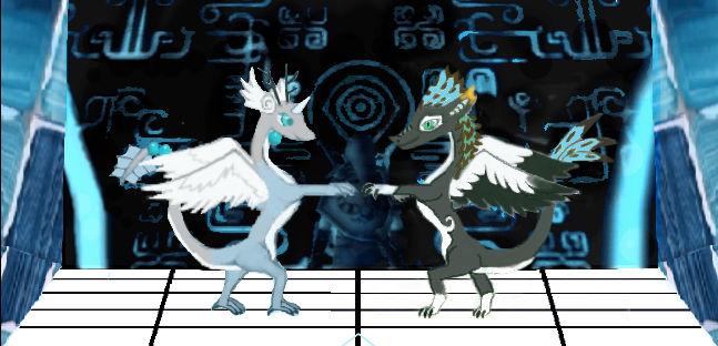 Twilight Dragons!!