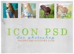 2. Icon PSD