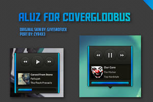 Aluz for CoverGloobus