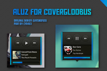 Aluz for CoverGloobus by Cyr4x3