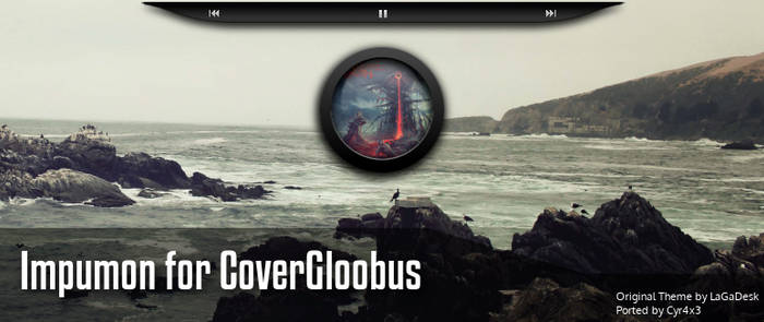 ImpuMon for CoverGloobus by Cyr4x3