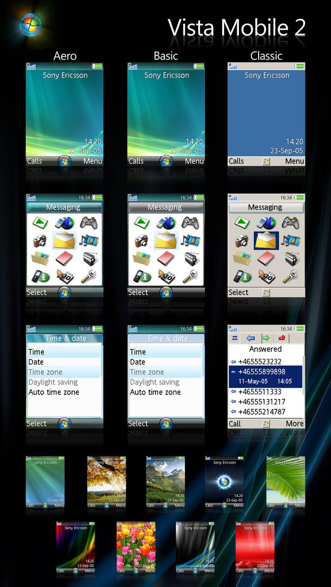 Vista Mobile Collection 2