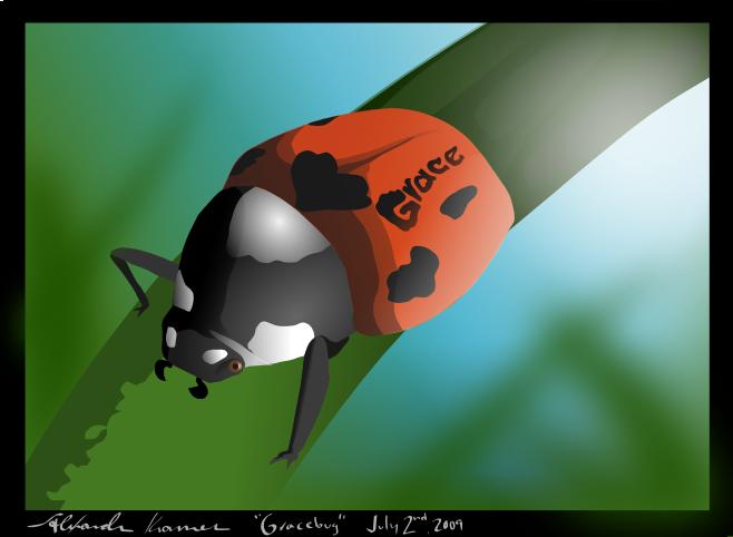 Gracebug by masayumesoto