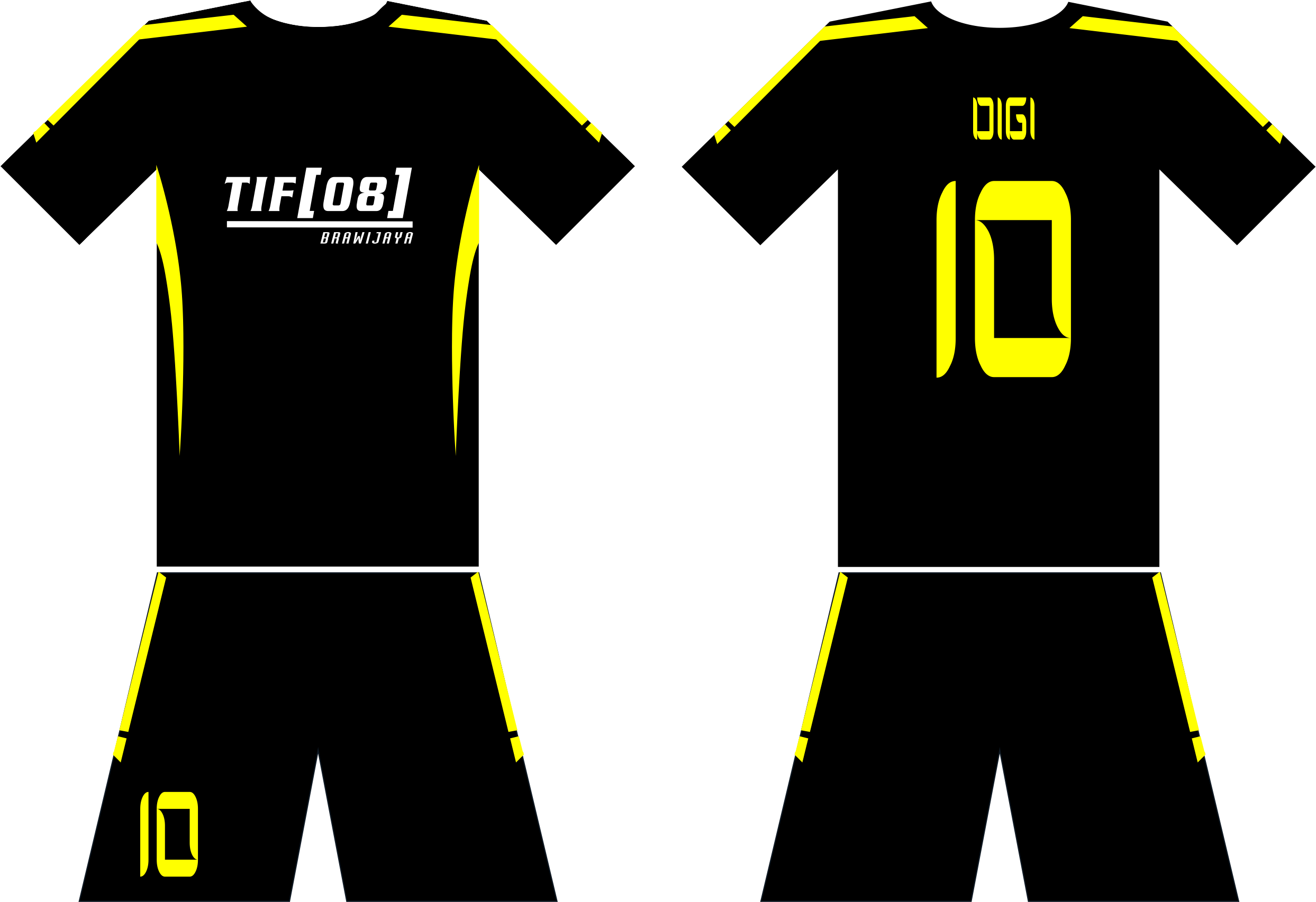 Download FREE 2D Soccer/Football Jersey Mock Up w/ Font by TKSBLH ... Free Mockups