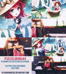Psd Coloring#6 By Akiochan5302 by akiochan5302