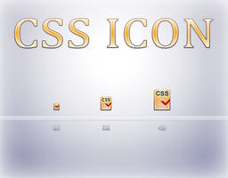 CSS Icon by CamiloMM