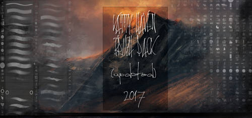 Katty Haven brushpack_2017 by kattyhaven