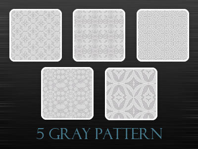 Pattern Pack01 by Morty-Morty