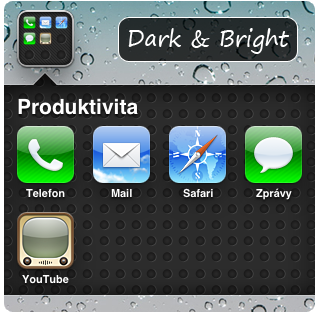 Folder icon iOS 4 V2 by JackieTran