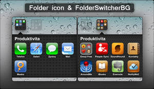 Folder icon iOS 4 V3 by JackieTran