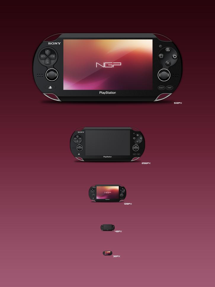 NGP - Next Generation Portable by JackieTran
