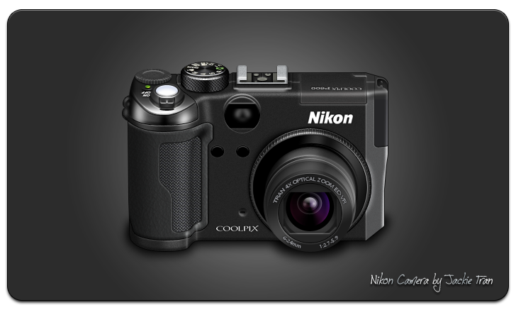 Nikon Camera Cooplix by JackieTran