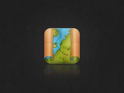 Maps icon by JackieTran