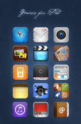 Genesis for iPad by JackieTran