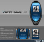 Vibratique 2.0 - CAD skin