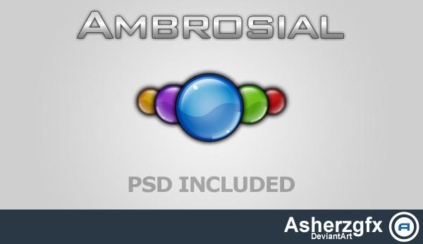 Ambrosial - Free Orb PSD