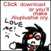 Aluplushie :3 by blackdahlia