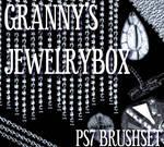 Grannys Jewelrybox brushes PS7