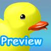 The Sad Little Rubber Ducky by blackdahlia