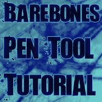 PS7 Pen Tool Tutorial by blackdahlia