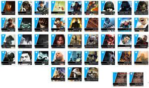 MetroUI Games Icon Pack2