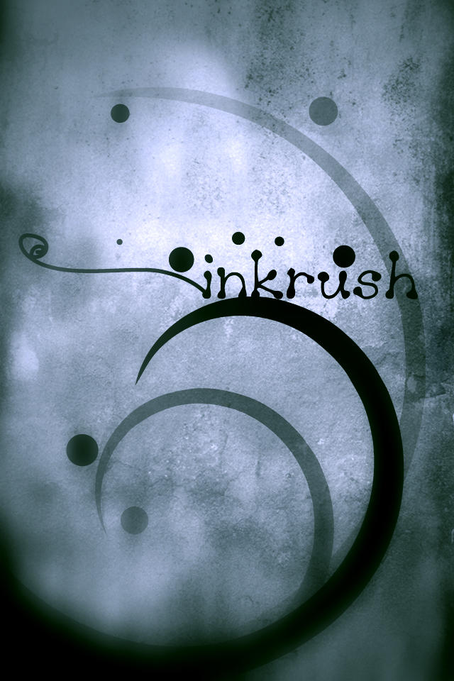inkrush iphone wallpaper by inkrush