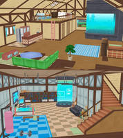 [MMD] Kukui's House *DL* by New3DsSuchti