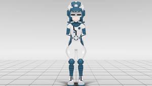 [MMD] Ultra Recon Squad Elio *DL*