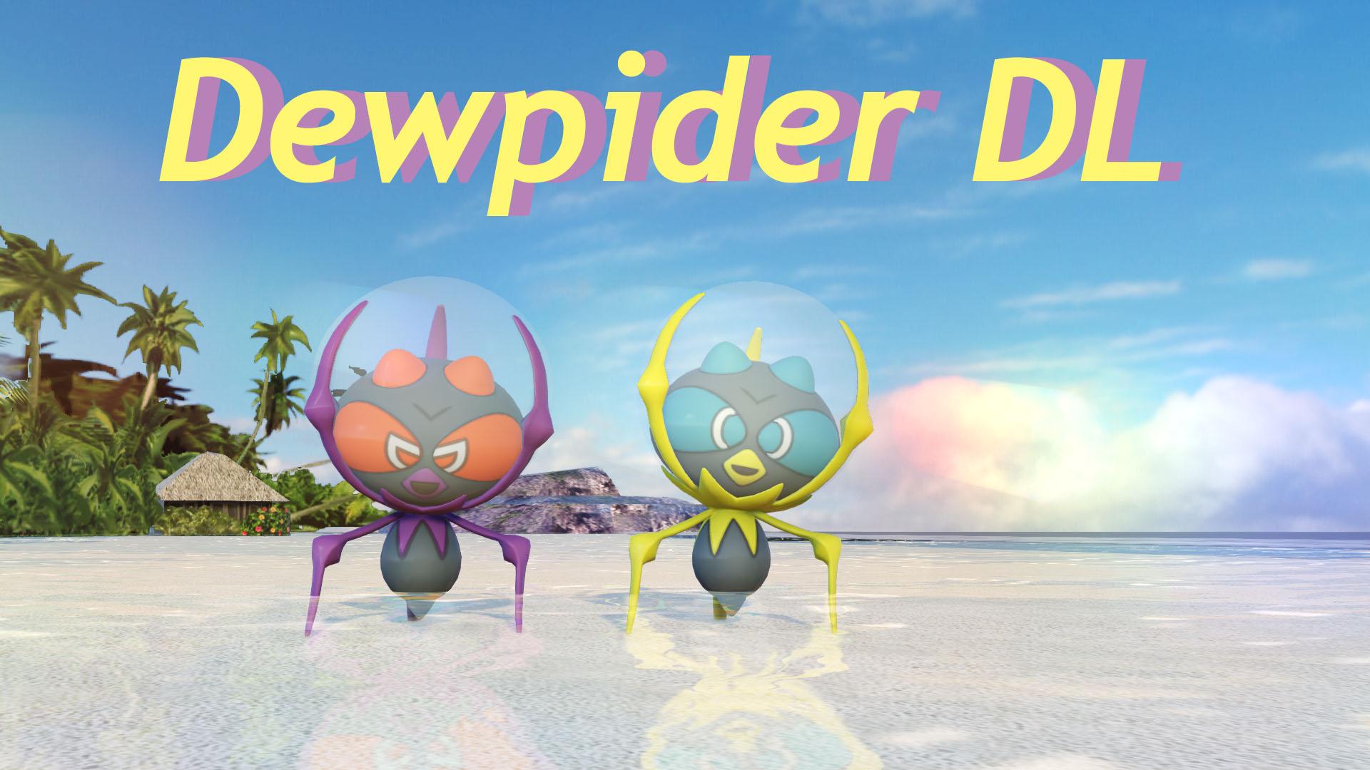 Dewpider DL