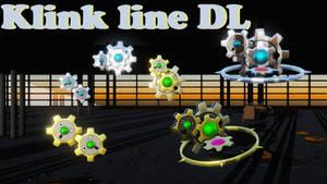 Klink line DL by Tsuna178