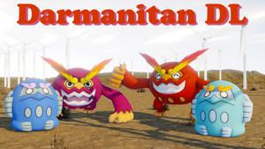 Darmanitan DL by Tsuna178