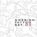 ddesign tattoo set 04 of 07 by ddesign07