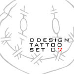 ddesign tattoo set 07 of 07 by ddesign07
